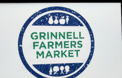 Grinnell Farmers Market: A small market with a huge vibe!