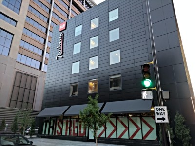Ace Jones Hotel on the Raddisson Red Minneapolis
